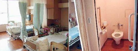 多床室(4人室)